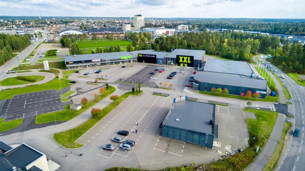 Hudik Flygfoto-Alma Property Växjö 2